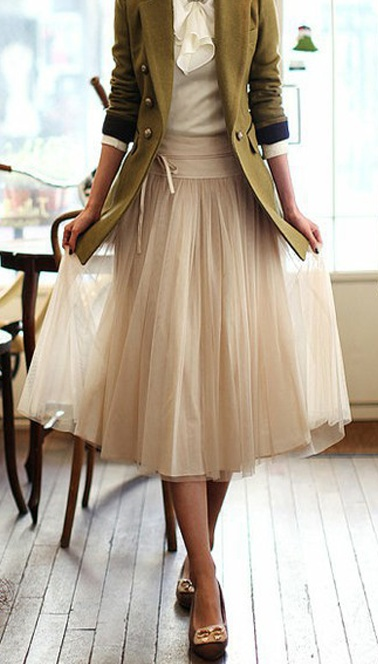 How To Trend The Ballerina Style