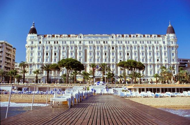 HOTEL LE CARLTON, CANNES, ALPES-MARITIMES, FRANCE ; CANNES ALPES MARITIMES FRANCE